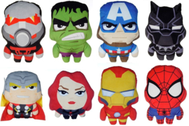 Marvel Avengers Knuffel 8 Assorti