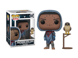 Destiny: Hawthorne with Louis Funko Pop 337