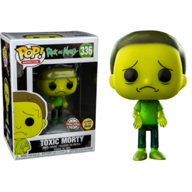 Rick and Morty: Toxic Morty Funko Pop 336