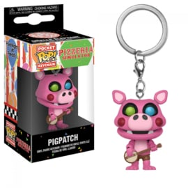 Five Nights at Freddy's: Pigpatch Pocket Pop Keychain