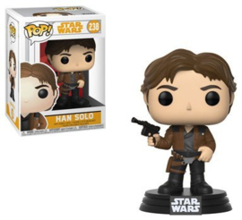 Star Wars Solo: Han Solo Funko Pop 238