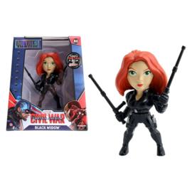 Marvel: Black Widow Metal Die Cast