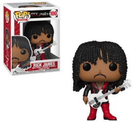Rick James: Rick James Funko Pop 100