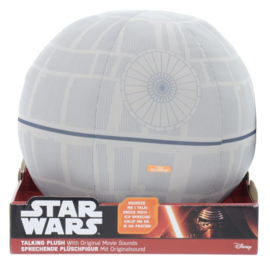 Death Star Talking Plush (zonder geluid)