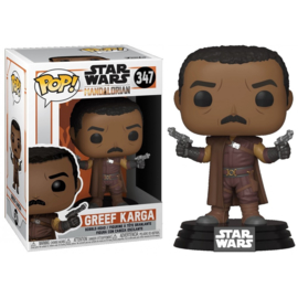 Star Wars The Mandalorian: Greef Karga Funko Pop 347