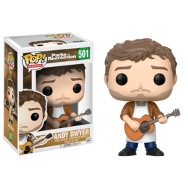 Parks and Recreations: Andy Dwyer Funko Pop 501