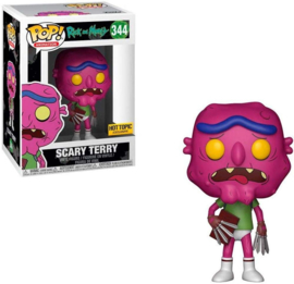 Rick and Morty: Scary Terry Funko Pop 344