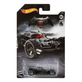 DC Batman: Batmobile Hot Wheels (2/6)