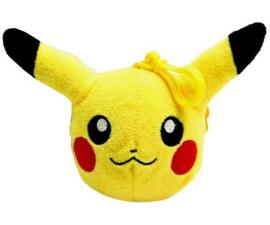 Pikachu Portemonee Pluche