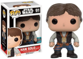 Star Wars: Han Solo (Ceremony) Funko Pop 91*