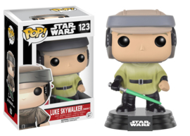 Star Wars: Luke Skywalker (Endor) Funko Pop 123