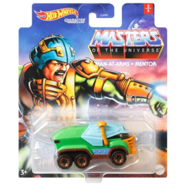 Masters of the Universe: Man-At-Arms Hot Wheel