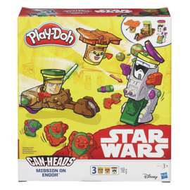 Star Wars Play-Doh Mission on Endor