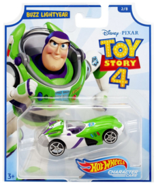 Toy Story 4: Buzz Lightyear Hot Wheels