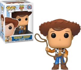 Toy Story 4: Sheriff Woody Funko Pop 522