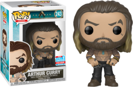 DC Aquaman: Arthur Curry (Shirtless) Funko Pop 243
