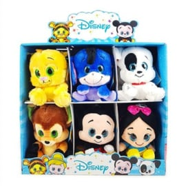 Disney Glitzies Knuffel Assorti