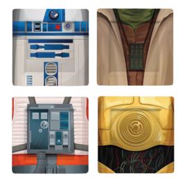 Star Wars: Melamine Borden set/4