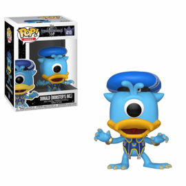 Disney Kingdom Hearts: Donald (Monster's Inc.) Funko Pop 410