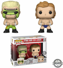 WWE: Sting and Lex Luger Funko Pop 2 Pack
