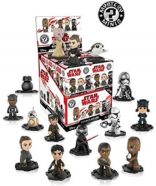 Star Wars The Last Jedi Mystery Mini (GameStop)