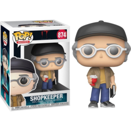 IT: Shopkeeper Funko Pop 874