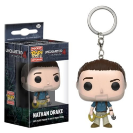 Uncharted 4: Nathan Drake Pocket Pop Keychain