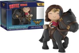 DC Wonder Woman: Wonder Woman with Horse Dorbz Ridez