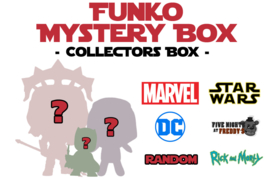 / Funko Mystery Collectors Box \