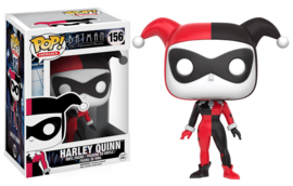DC Batman the Animated Series: Harley Quinn Funko Pop 156