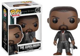 The Dark Tower: Gunslinger Posed Funko Pop 452