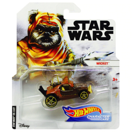 Star Wars: Ewok Hot Wheels