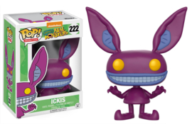 Aaahh!!! Real Monsters: Ickis Funko Pop 222