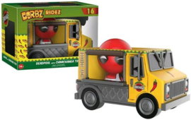 Marvel: Deadpool with Chimichanga Truck Dorbz 16