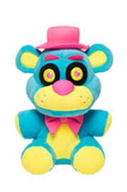 FNAF: Freddy Knuffel Blacklight (Blauw) Supercute Plush