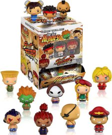 Street Fighter Pint Size Heroes