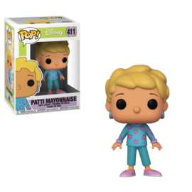Disney Doug: Patti Mayonaise Funko Pop 411