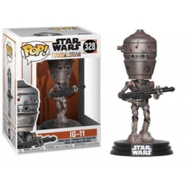 Star Wars The Mandalorian: IG-11 Funko Pop 328