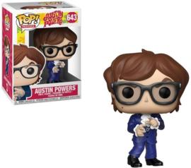 Austin Powers: Austin Powers Funko Pop 643