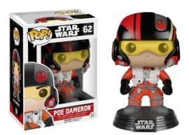 Star Wars Poe Dameron Funko Pop 62