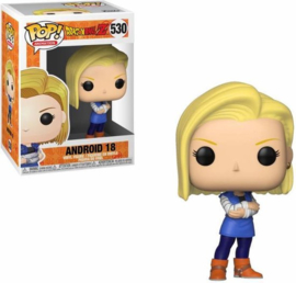 Dragon Ball Z: Android 18 Funko Pop 530