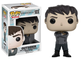 Dishonored 2: Outsider Funko Pop 123