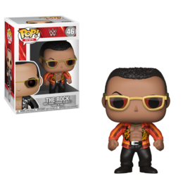 WWE: The Rock Funko Pop 46