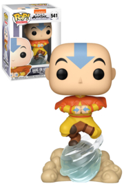 Avatar: Aang on Airscooter Funko Pop 541