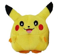 Pikachu Knuffel Bagclip (1)