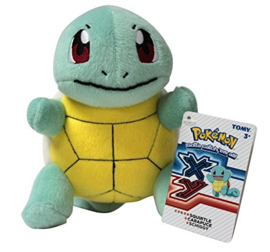 Squirtle Knuffel