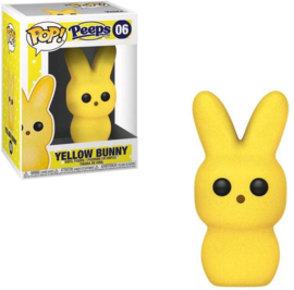 Peeps: Yellow Bunny Funko Pop 06