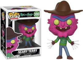 Rick & Morty: Scary Terry Funko Pop 300