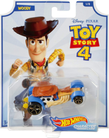 Toy Story 4: Woody Hot Wheels