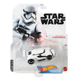 Star Wars: Stormtrooper Hot Wheels